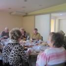Infoveranstaltung des LKA Abteilung Seniorensicherheit im Mitgliedertreff