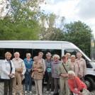 Mitgliedertreff Ausflug zur Rosenschau in Forst
