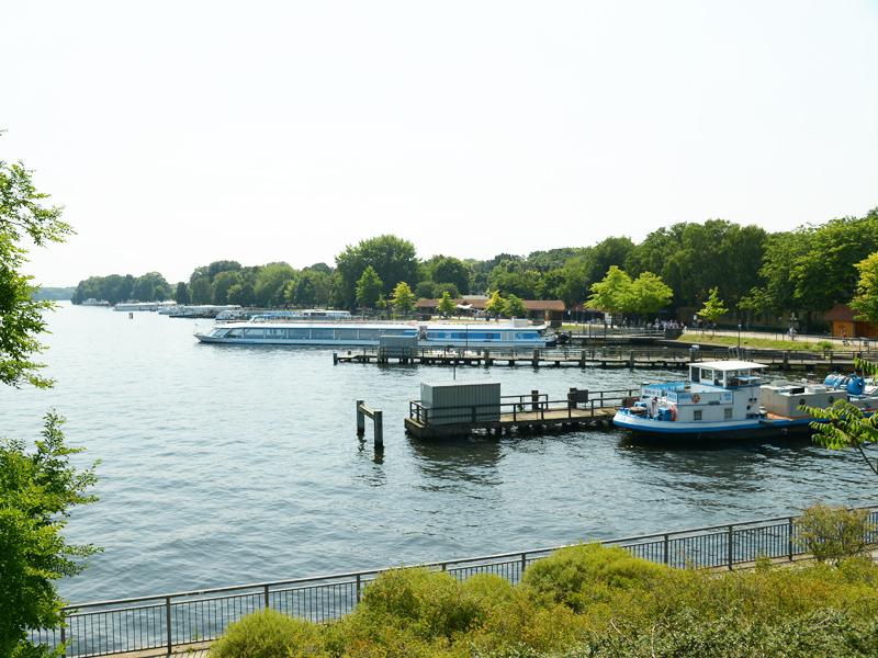 Treptower Hafen