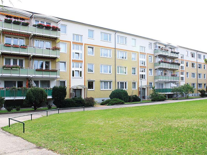WBGTN Johannisthal Haushoferstraße 1–11