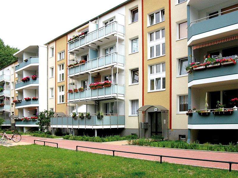 WBGTN Johannisthal Springbornstraße 63–74