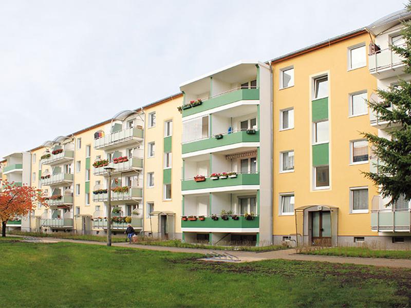 Plänterwald Galileistr. 58-66