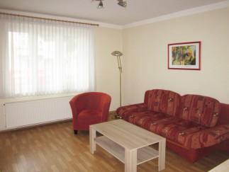Gästewohnung I: Wohnzimmer
