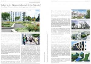 Leben in der Wissenschaftsstadt Adlershof