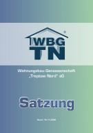 WBGTN Satzung