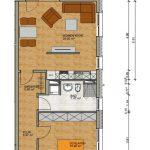 HumboldtEck 2-Zimmer-Wohnung ca. 65,68qm