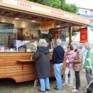 """Kaffee- & Kuchenstand auf dem 65-Jahre Jubiläumsfest der WBG """"Treptow Nord"""" eG"""