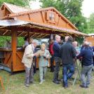 """Getränkestand auf dem 65-Jahre Jubiläumsfest der WBG """"Treptow Nord"""" eG"""
