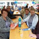 """Gäste auf dem 65-Jahre Jubiläumsfest der WBG """"Treptow Nord"""" eG"""