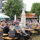 """Viele Gäste auf dem 65-Jahre Jubiläumsfest der WBG """"Treptow Nord"""" eG"""