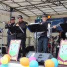 """THE RATTLE STORKS auf dem 65-Jahre Jubiläumsfest der WBG """"Treptow Nord"""" eG"""