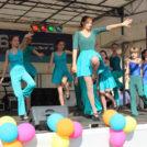 """""""Step by Step"""" Tanzshow auf dem 65-Jahre Jubiläumsfest der WBG """"Treptow Nord"""" eG"""