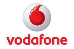 Logo der Firma vodafone