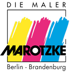 Logo Marotzke – die Maler – Berlin · Brandenburg